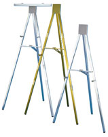 "72""  Decorative Easel"