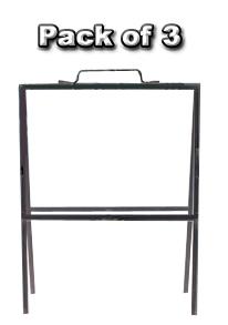 18 x 24 Angle A Frame - (Black)