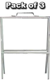 18 x 24 Angle A Frame - (White)