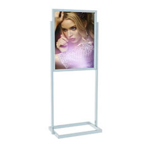 Silver Poster Frame