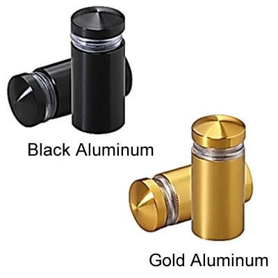 Aluminum Standoffs - 1/2