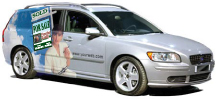 Click Here to Start Designing Your Custom Car Graphics or Vinyl Car Wrap