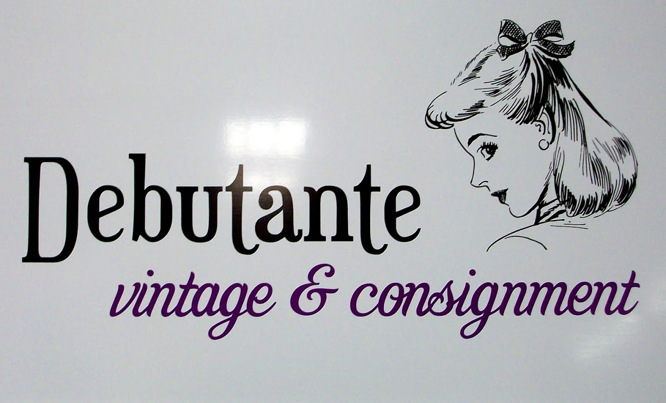 Consignment Shop Sign