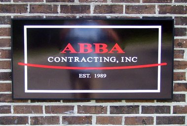 Example of Alumalite Outdoor Sign