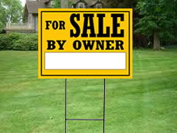 Example of Real Estate Custom Printed Signs
