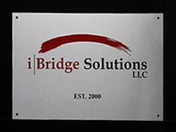 Example of Dibond Door Sign