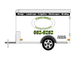 Vehicle Graphic: Enclosed Trailer