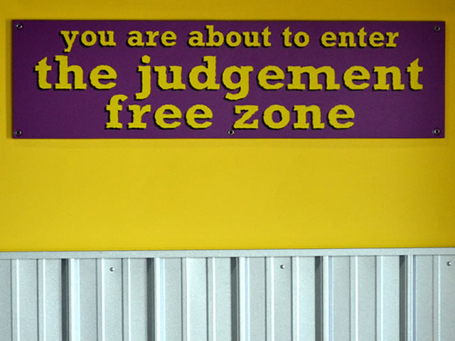 Example of Indoor Wall Sign