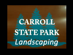 Example of Dibond Custom Landscaping Signs