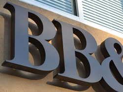 Metal Letters For Outside Outdoor Business Signs Lighted Signs Exterior Signs And More