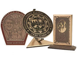 Examples of Cast Plaques