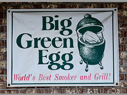 Example of a Banner Restaurant Signs