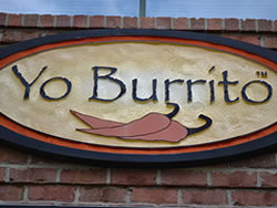 Example of a HDU Restaurant Sign