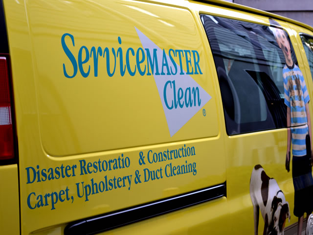 Example Vehicle Lettering and Graphics