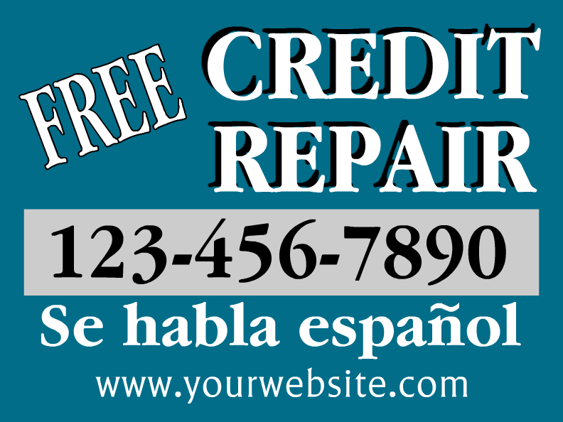 Credit Repair Templates - Credit repair templates