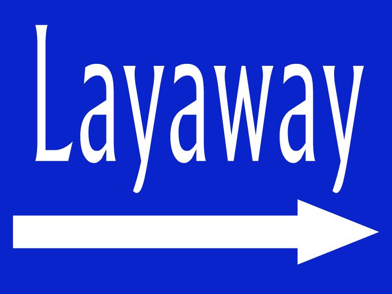 layaway templates
