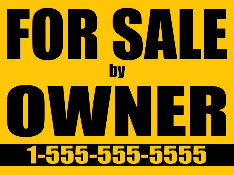 for sale by owner templates