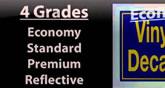 Grades of Vinyl - Short